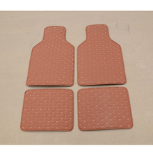 WLMWL Car universal foot pad For Buick Excelle Enclave GL6 null VELITE 5 envision Encore GL8 Verano Park Avenue floor mats cheap Artificial leather Natural Fiber Leather Mat We will customize it according to your car model It is waterproof prevents wear and looks beautiful in the car interio