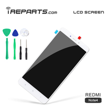 IREPARTS Display with Touch Screen for Xiaomi Redmi Note 4 Replacement LCD Pantalla  + Free Tools Gift