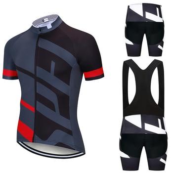 Conjunto de Ropa de Ciclismo, novedad del 2020 en Ropa de verano para Hombre, Maillot de Ropa deportiva para Ciclismo de montaña