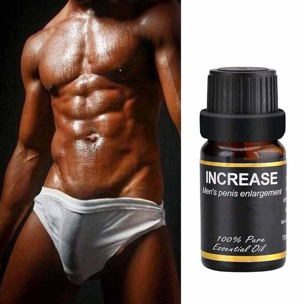 Sex Shop Male Herbal Big Penis Enhancement Increase Enlargement Retard Ejaculation Sex Time Delay Massage Oil Adult Sex Product