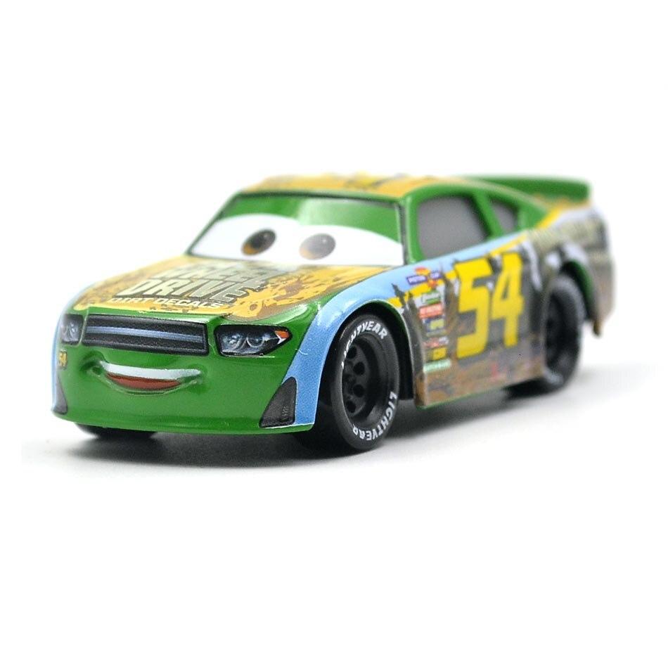 Disney Pixar Cars 3 21 стиль для детей Джексон шторм Высокое качество автомобиль подарок на день рождения сплав автомобиля игрушки модели персонажей из мультфильмов рождественские подарки - Цвет: 28