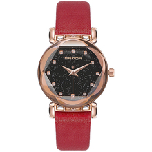 Women Quartz Watches Fashion Casual Gemstone Starry Sky Dial Dress Female Wrist Watch Luxury Girls Gift Reloj Femenino