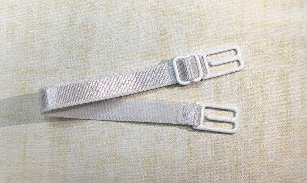 1 шт., двойные плечевые ремни, нескользящие ремни с пряжкой, бретельки для бюстгальтера, Нескользящие задние ремни для бюстгальтера, регулируемый держатель, 5 цветов