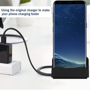 Image 5 - Caricabatterie universale per dock station di tipo c per Huawei mate 20X Mate 20 10 pro lite p30 p20 pro lite caricabatterie per Iphone x xs xr