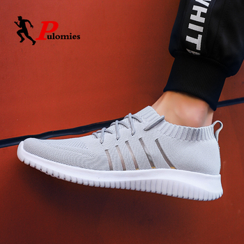 Men's Sneakers Shoes For Man Casual Shoes Breathable Lightweight Mesh Sneakers Sport Running Shoes Men Tennis Fashion Sneakers 2016 clorts running shoes for women 3f013 lightweight boa lacing outdoor shoes breathable sport running sneakers