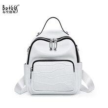 New 2020 Women Backpack Women's Genuine