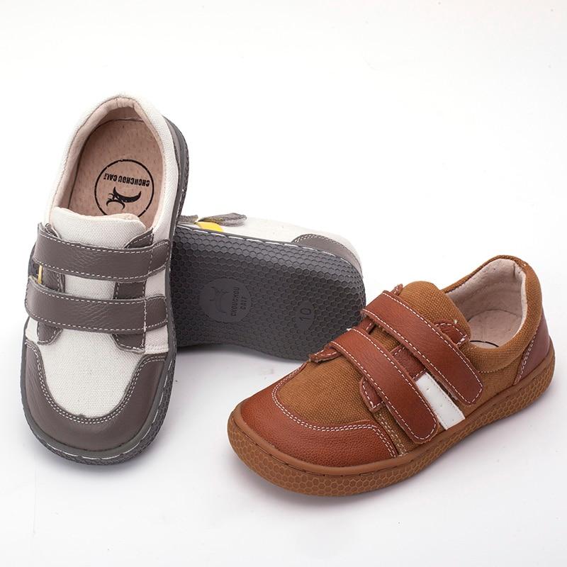 PEKNY BOSA Brand Leather Stitching kids