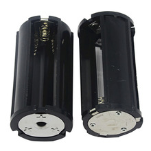 3*18650 Battery Holder Converter Box DIY Batteries Box Converter Cylinder 1X 2X 3X Sections In Parallel Universal