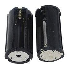 3*18650 סוללה מחזיק ממיר תיבת DIY סוללות תיבת ממיר צילינדר 1X 2X 3X חלקים במקביל אוניברסלי