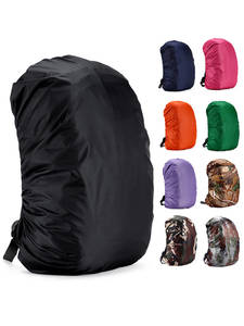 Backpack Rain-Cover Protect Ultralight Hiking Waterproof Outdoor-Tools Shoulder Adjustable