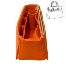 Для h k e 20 ll 25 y 28 32 35 40 фетровая сумка органайзер с