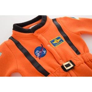 Image 4 - Umordenのため宇宙飛行士衣装宇宙服ロンパース幼児幼児ハロウィンクリスマス誕生日パーティーコスプレファンシードレス