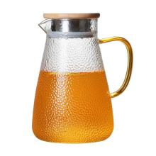 1000ml Glass Tea Pot Transparent Tea Glass Teapot Heat Resistant Glass Teapot With Lid Milk Oolong Flower Tea Juice Office Pot 100gshuixian rock tea dahongpao tea big red robe shuixian wuyi cliff oolong tea free shipping