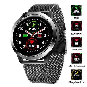 Smart Watch ECG PPG Smart Fitn