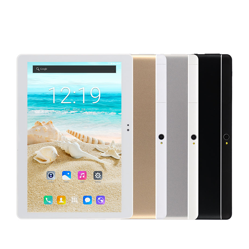 Original 10 Inch 4G Tablet Octa Core 1280*800 IPS HD 5.0MP 6GB 64/128GB Android 8.0 Bluetooth GPS Tablet 10 10.1 New Year Gift