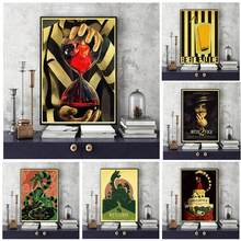 Horror film COMEDY beetlejuice Retro Poster Vintage poster Wall Decor For Home Bar Cafe interior deor(China)