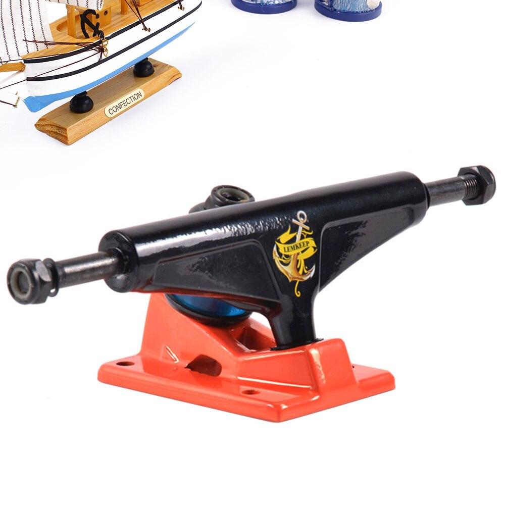 2Pcs Skateboard Anchor Bridge Bracket Truck Rack Gravity Casting Professional