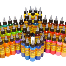 Eternal 25 Color Set Professional Tattoo Ink  Body Art Tattoo Paint Permanent Makeup Tatoo Color Pigment Set Dropshipping 2020