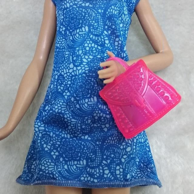 Doll Accessories Bags / Handbag Purse Bags for 1/6 barbie kurhn FR Blythe doll / Xmas Gift 1