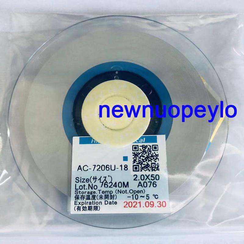 Активированное углеродное волокно AC-7206U-18 лента для ЖК-дисплей Экран ремонт 1,2/1,5/2,0 мм * 10 м/25 м/50 м