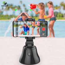 Auto Smart Shooting Selfie Stick Gimbal 360 Auto Rotation Object Tracking Face Tracking Camera Phone Holder Shooting Stabilizer particle filters for object tracking