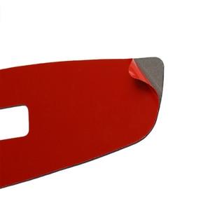 Image 3 - Dành cho Xe MAZDA 3 AXELA Cửa Sổ Ô Tô Công Tắc Điều Chỉnh Thang Máy Sườn Xe Ô Tô Bảng Điều Khiển Bao Viền Thạch Sùng Dán Trang Trí Xe Ô Tô 4