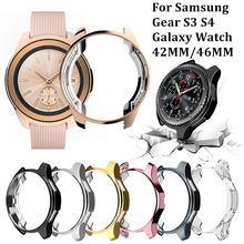 Мягкий чехол из ТПУ с покрытием duoteng для samsung galaxy watch