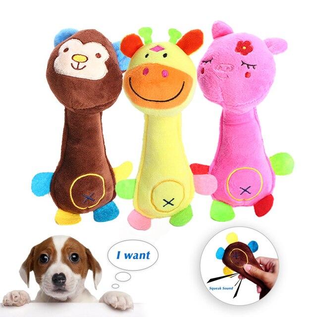 Plush Dog Toy 2