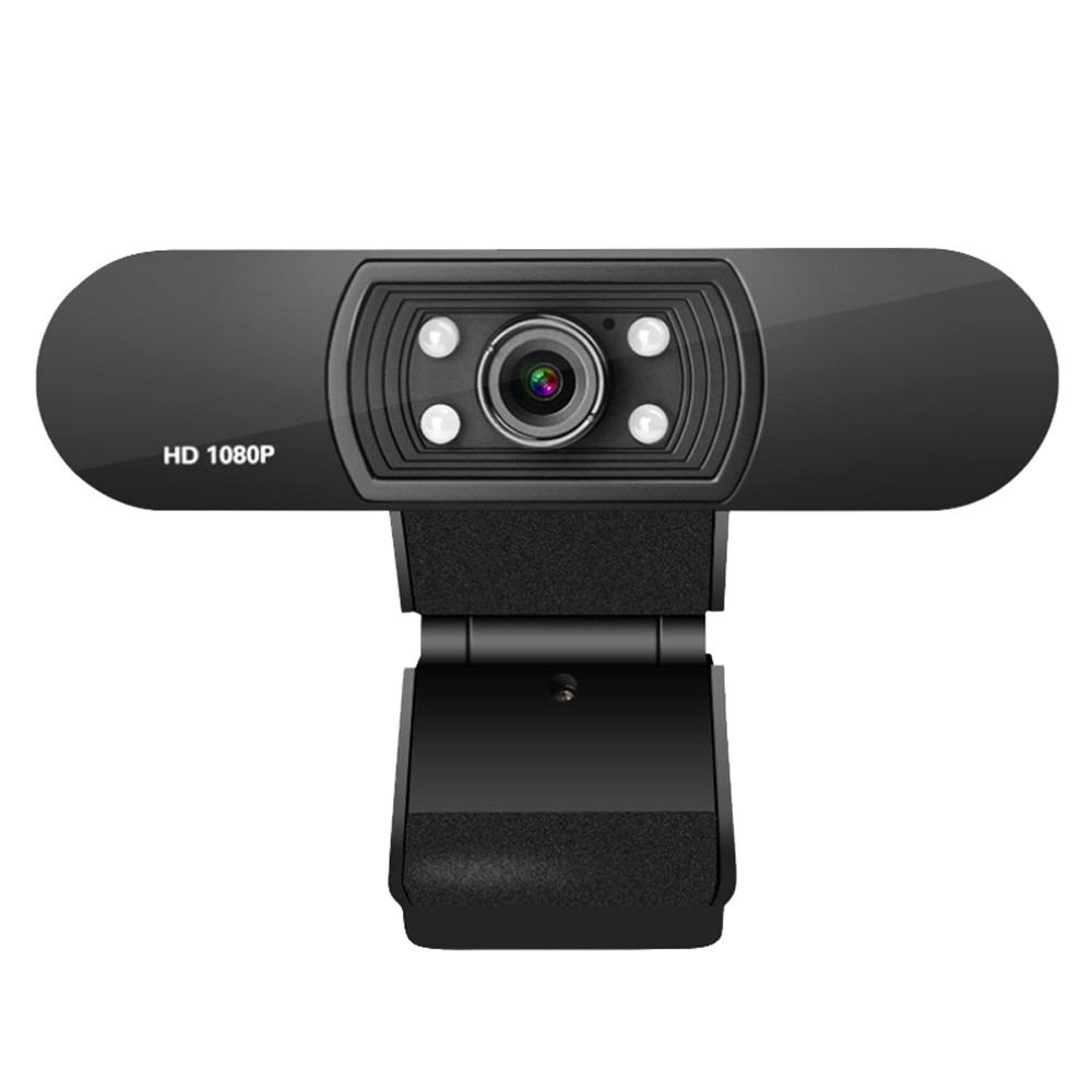 1080P USB Webcam in Clip-on Design with Built-in Noise Isolating Microphone 7