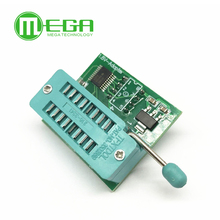 1.8V adapter for  motherboard 1.8V SPI Flash SOP8 DIP8 W25 MX25 use on programmers TL866CS TL866A EZP2010 EZP2013 CH341 for Diy