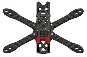 Image 5 - ALIEN FPV RAHMEN Alien RR5 5/6/7 zoll rahmen kit RC Drone FPV Racing Quadcopter Freestyle stretch X UAV Unterstützung 2205 2306 5045 F3F4