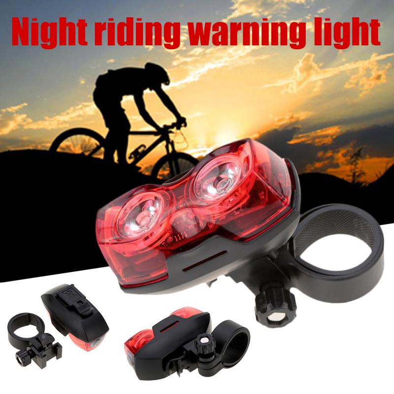 New Super Bright Bicycle Light Safety Riding Warning Headlight LED Bicycle Taillight 1000m Cycling Light Moutain Bike Rear Light