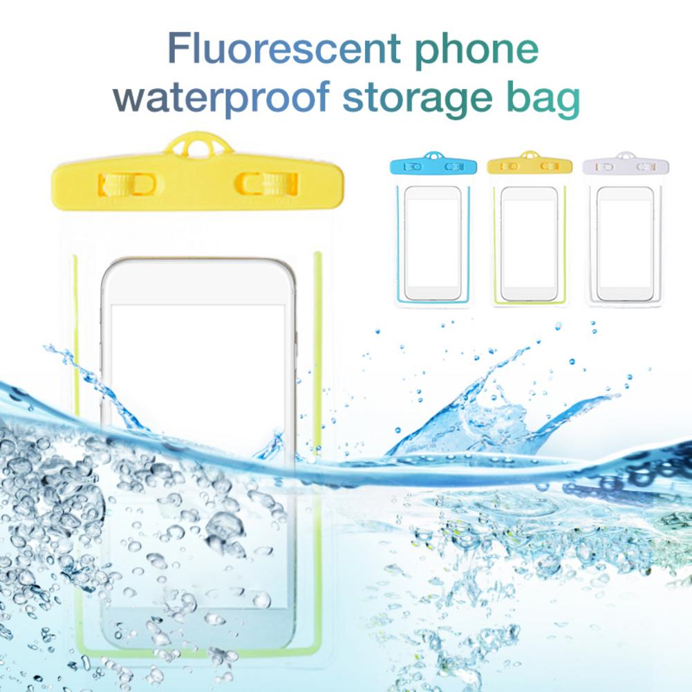 Waterproof Phone Case For Samsung Galaxy S8 Swim Phone Case Bag For IPhone XS MAX 8 Waterproof Case Bag Cover