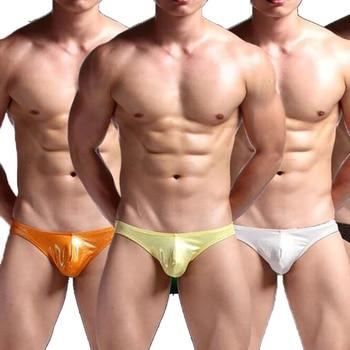 New Men Underwear U Convex Bag Sexy Fashion Bikini Men's Briefs Comfortable Breathable High Quality Male Panties Underpants dj bag palmin u 15
