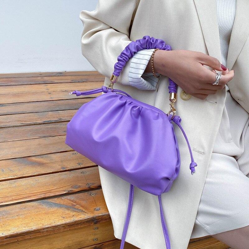 Женская сумка из ПУ кожи, с откидной крышкой Сумки с ручками    АлиЭкспресс