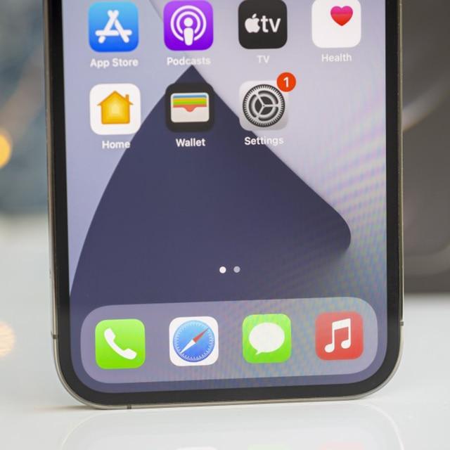 100% Original Apple iphone 12 pro 6GB RAM 128GB/256GB OLED Screen A14 Bionic 5G phone Support Face ID Unlocked Used 4