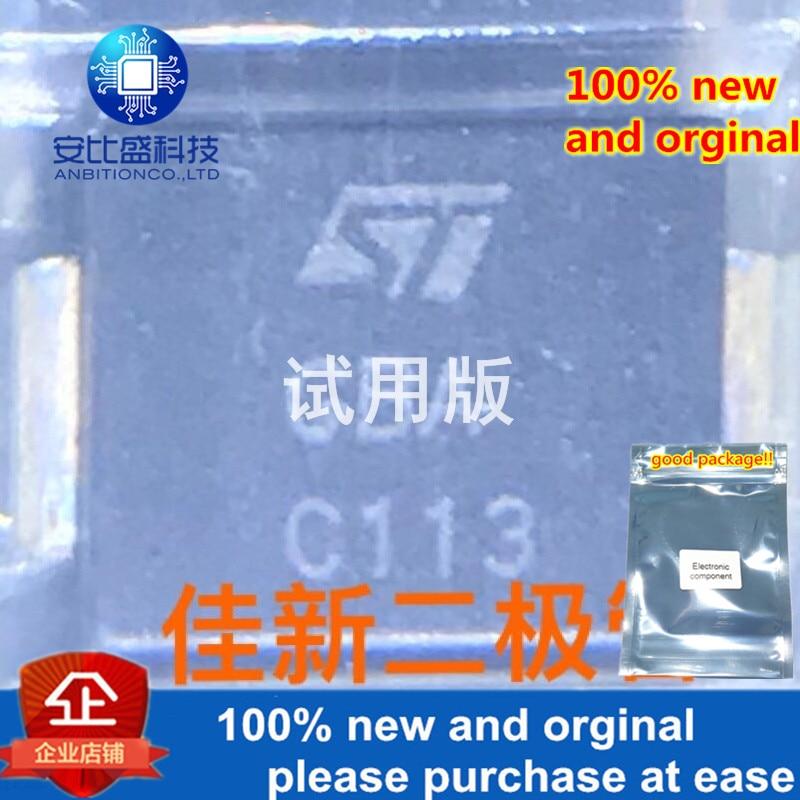 30pcs 100% New And Orginal  SMCJ60CA 60V Bidirectional TVS Protection Tube Silver Plated Pin Code GBA   In Stock