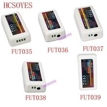 Atenuador de color único Mi Light 2,4G RF, CCT RGB RGBW RGB + CCT FUT035 FUT036 FUT037 FUT038 FUT039, controlador de tira led