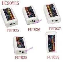 Mi Light 2.4G Không Dây RF Đơn Màu Đèn Mờ CCT RGB RGBW RGB + CCT FUT035 FUT036 FUT037 FUT038 FUT039 dây Đèn Led Điều Khiển