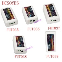 Mi Light 2.4G RF Wireless single color dimmer CCT RGB RGBW RGB+CCT FUT035 FUT036 FUT037 FUT038 FUT039 led strip controller