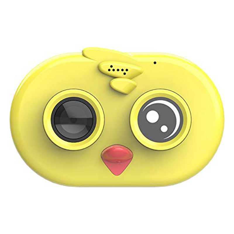 Ugly Duckling Child Mini Camera WiFi Child Camera Mini SLR Camera Cartoon Mini Digital Camera