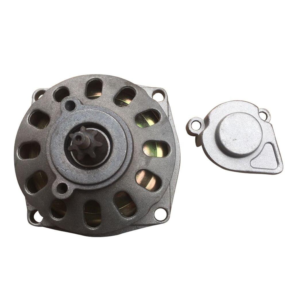 Clutch Plate Bell Housing 7 Teeth For 47cc 49cc Mini Quad Dirt Bike ATV