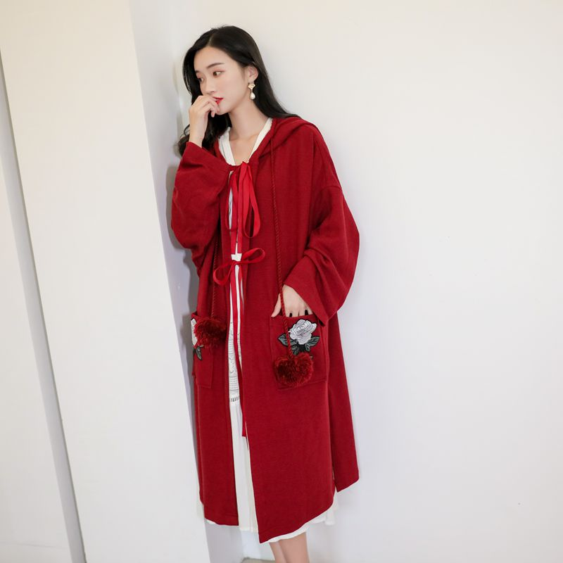 SuperAen Korean Style Windbreaker Female Cotton Casual Wild Autumn 2019 New   Trench   Coats for Women Fashion Women Clothing