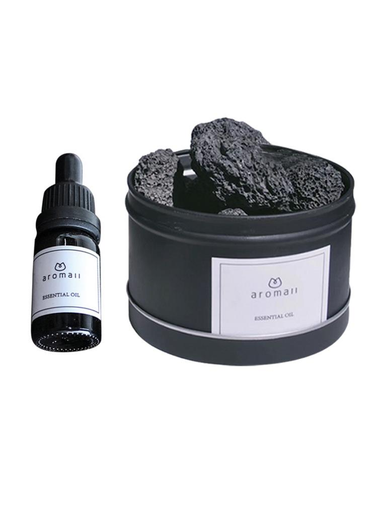 10ML Volcanic Stone Aromatherapy Lavender Aromatherapy Essential Oil Diffused Stone Volcanic Aroma Essential Oil Set