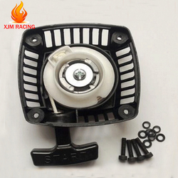 Pull Starter (Metal Claw Centered) Start for 23cc 26cc 29cc 30.5cc Engine Zenoah CY for 1/5 Hpi Baja 5b Rovan LT Losi 5ive-t