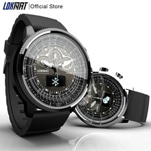 New LOKMAT Smart Watch men Sports Pedometer Bluetooth Waterproof Relogio Call Re