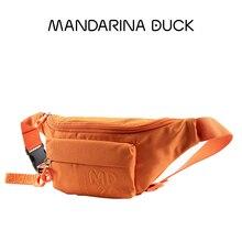 Mandarina Duck MD20 Series Stylish Urban Leisure Fanny Pack Waist Bag Fashion Casual Lightweight pocket Waist Bag