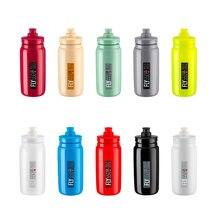 Bouteille d'eau de vélo ELITE 550ML PP7 JET PLY bouteille d'eau de vélo ultra-léger