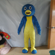ugly duckling costume mascots adult cosplay costumes