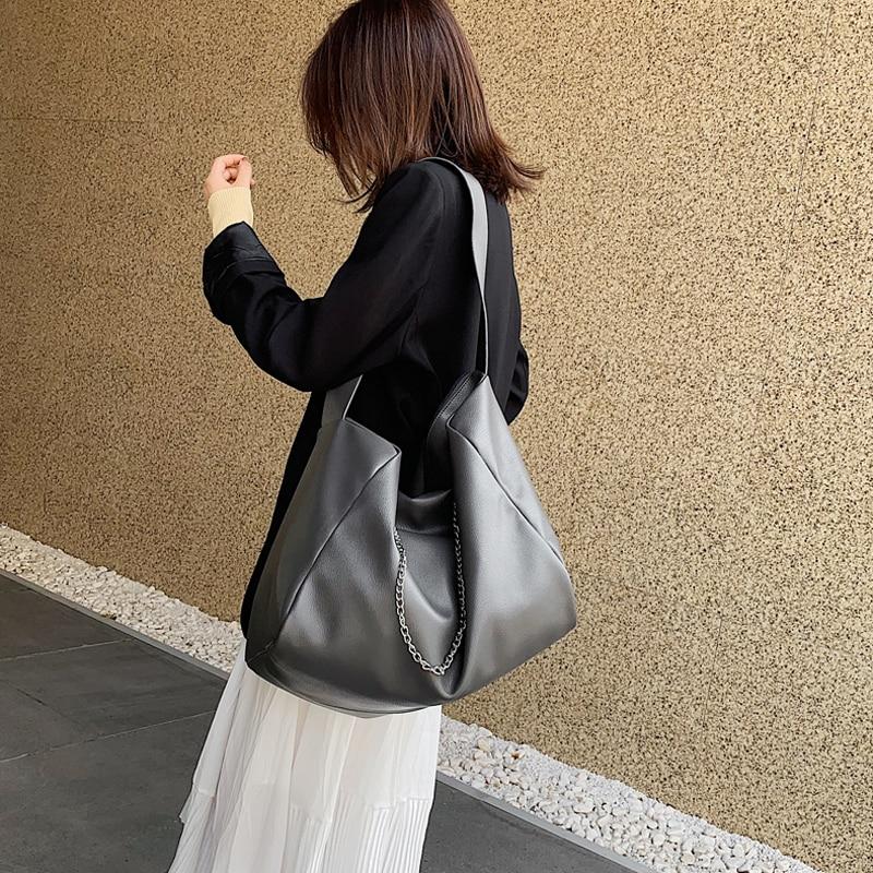 Brand Large Capacity PU Leather Handbag Casual Shoulder Messenger Bags Crossbody Bags for Women Tote Bag Shopping Handbags 2020